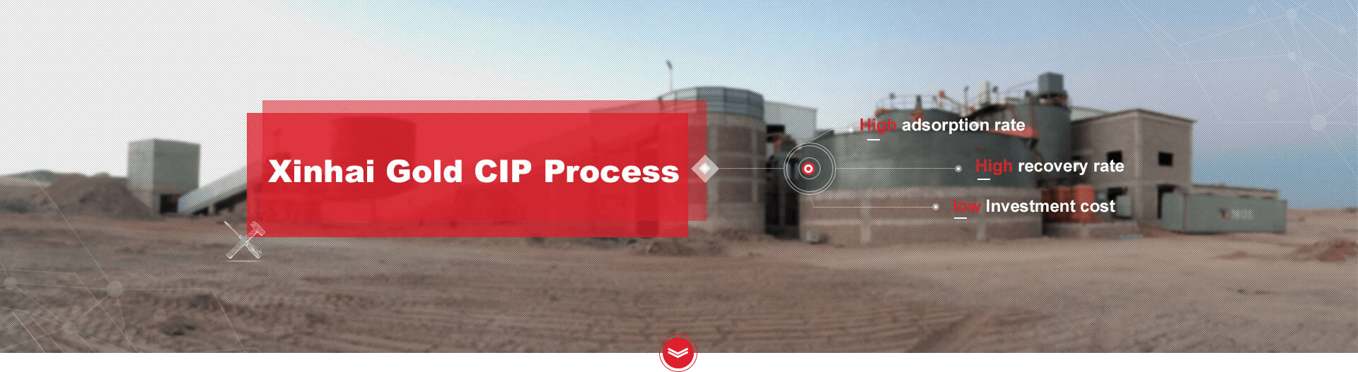 Xinhai Gold CIP Process