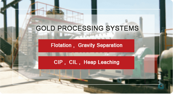 Gold Processing Systems