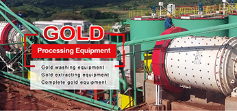 Equipment for Gold Beneficiation