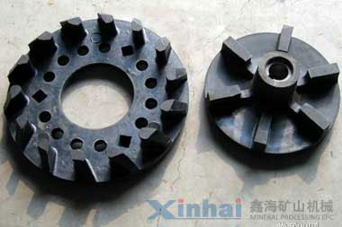 Rubber Flotation Stator and Rotor
