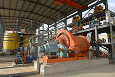 Grid Type Ball Mill-case
