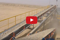 Belt Conveyor-the Transmission Equipment in Mining Industry