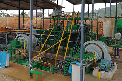 Dry Ball Mill-case