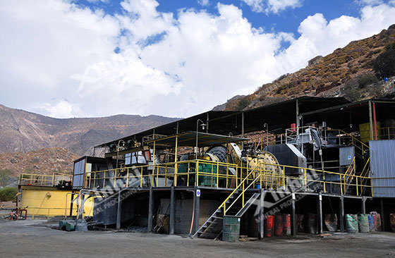 Chile-700tpd-copper-mineral-processing-project-