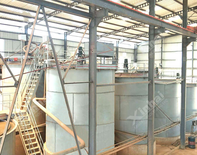 Tanzania 150t/d Gold Mineral Processing Plant