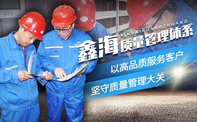Xinhai Quality Management System